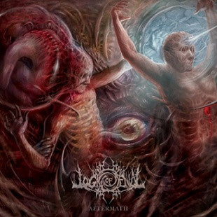 Logic Of Denial- Aftermath CD on Comatose Music
