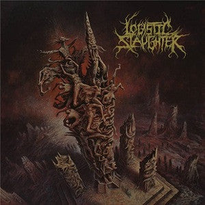 Logistic Slaughter- Corrosive Ethics CD on Coyote Rec.