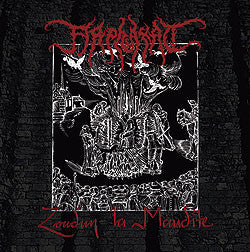Arphaxat- Loudun La Maudite CD on Hells Headbangers