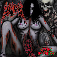 Lust Of Decay- Infesting The Exhumed + Bonus Tracks CD on Comato