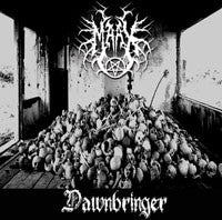 Maax- Dawnbringer CD on Abyss Rec.