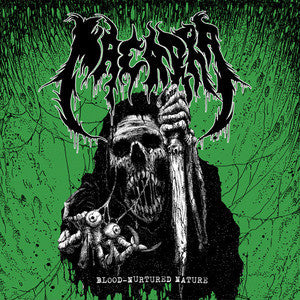 Macabra- Blood Nutured Nature DIGI-CD/PIN/POSTER on Metalhit