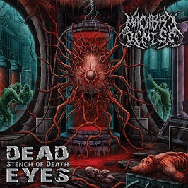 Macabre Demise- Dead Eyes Stench Of Death CD on Rebirth The Metal