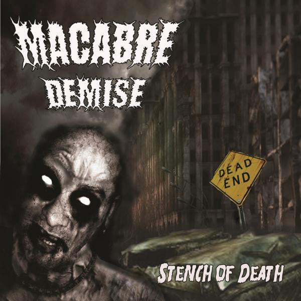 Macabre Demise- Stench Of Death CD on Rebirth The Metal