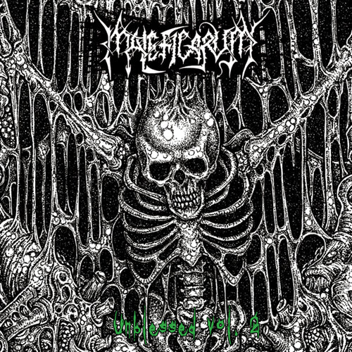 Maleficarum- Unblessed Vol. 2 CD on Despise The Sun Rec.