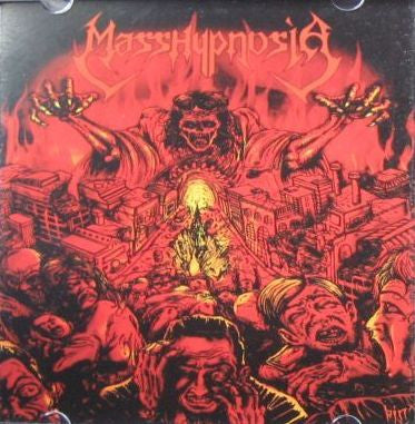 Mass Hypnosia- Attempt To Assassinate CD on One-A Records