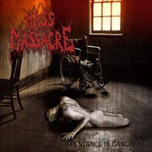 MASS MASSACRE- Repentance In Gangrene CD on Coyote Rec.