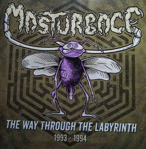 Masturbace- The Way Through The Labyrinth 1993-1994 CD on Parat Prod.