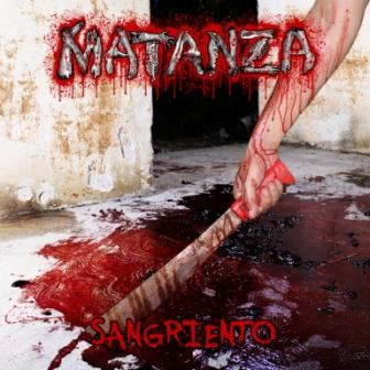 Matanza- Sangriento CD on Nothing Left But Chunks / Rotten Roll Rex