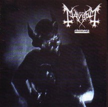 Mayhem- Chimera CD on Season Of Mist