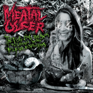 Meatal Ulcer- The Fog Had Begun To Churn W/ Flesh Enthusiasm CD on Terrible Mutilation