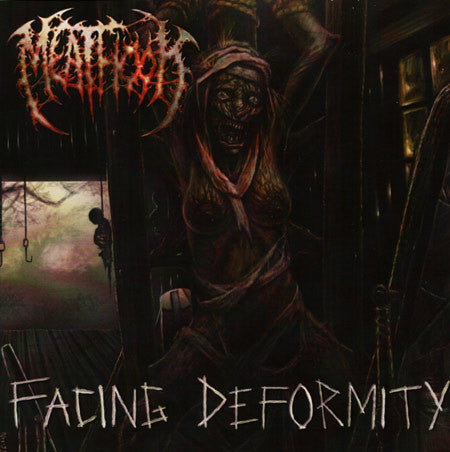 MEATHOOK- Facing Deformity CD on Sevared Rec.