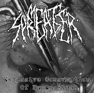 Meat Spreader- Excessive Consumption Of Human Flesh CD on Obliteration Rec.
