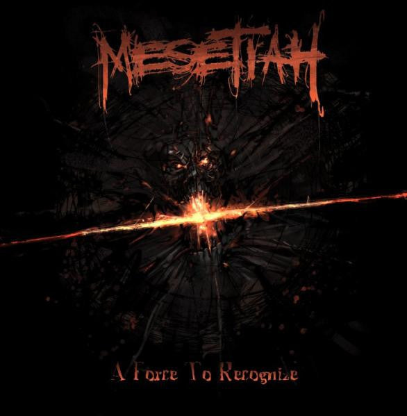 Mesetiah- A Force To Recognize CD on 3D Track Prod.