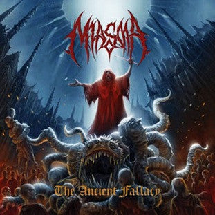Miasma- The Ancient Fallacy CD on Sickness Productions