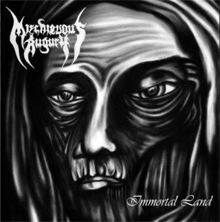 Mischevous Augury- Immortal Land CD on From The Grave Rec.
