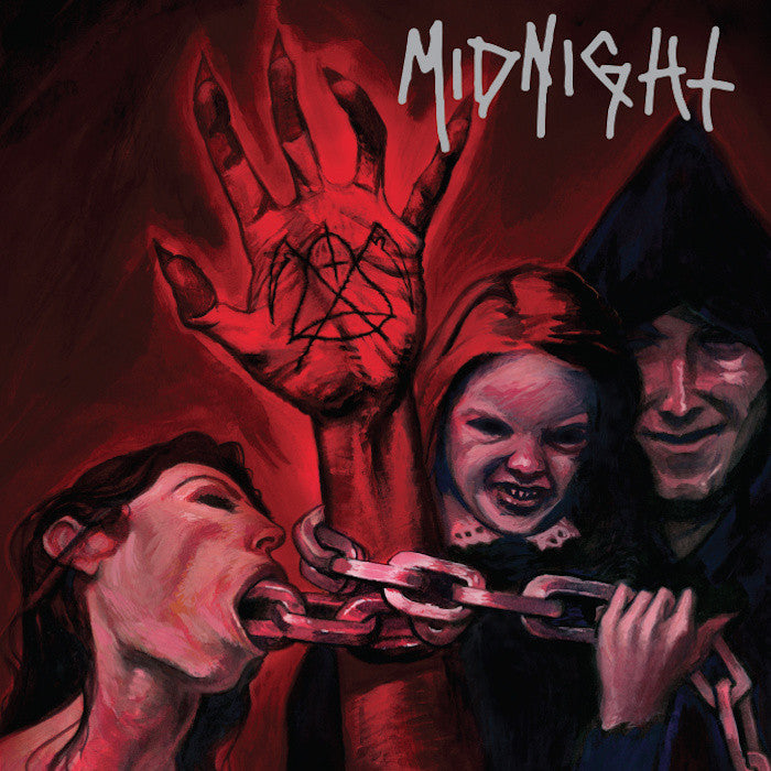 Midnight- No Mercy For Mayhem DOUBLE CD on Hells Headbangers