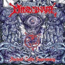 MIND SNARE- Ancient Cults Supremacy CD on The Spew Rec.
