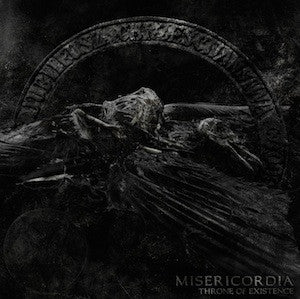 Misericordia- Throne Of Existence CD on Deepsend Rec.