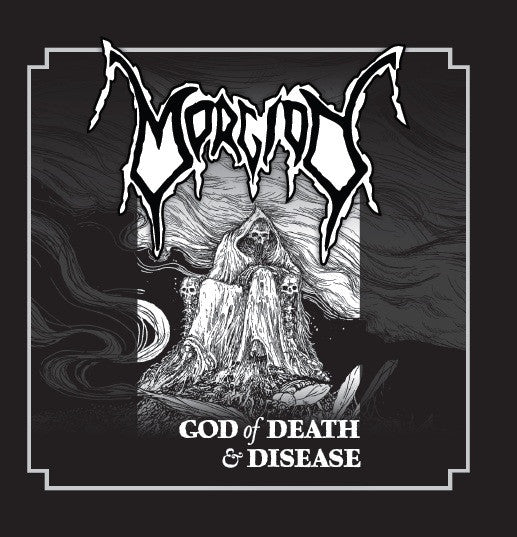 Morgion- God Of Death & Disease CD on Dark Descent Rec.