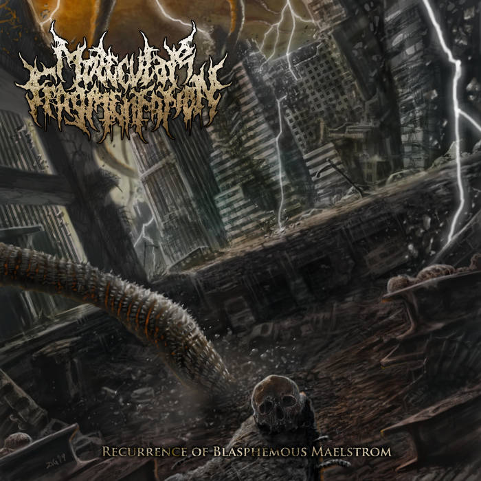 Molecular Fragmentation- Recurrence Of Blasphemous Maelstrom CD on P.E.R.