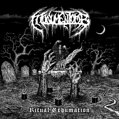 Monumentomb- Ritual Exhumation CD on Grind House Music