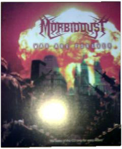 Morbiddust- War Are Forever CD on Rottrevore Rec