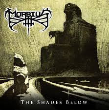 Morbius- The Shades Below CD on Lost Apparitions Rec.