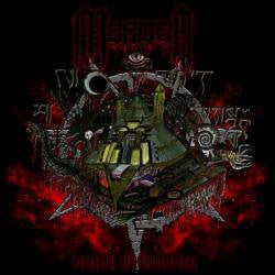Morgon- Necrokult Archeochaosphere CD on Terror From Hell Rec.