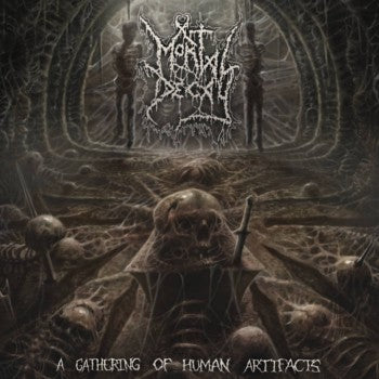 Mortal Decay- A Gathering Of Human Artifacts CD on Comatose Music