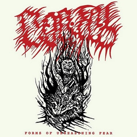 Mortal Wound- Forms Of Unreasoning Fear DIGI-CD on Maggot Stomp