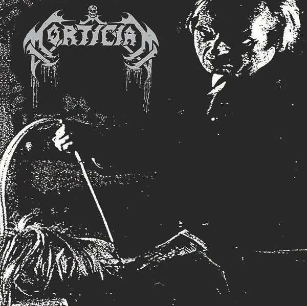 Mortician- From The Casket DOUBLE CD on Necroharmonic Rec.