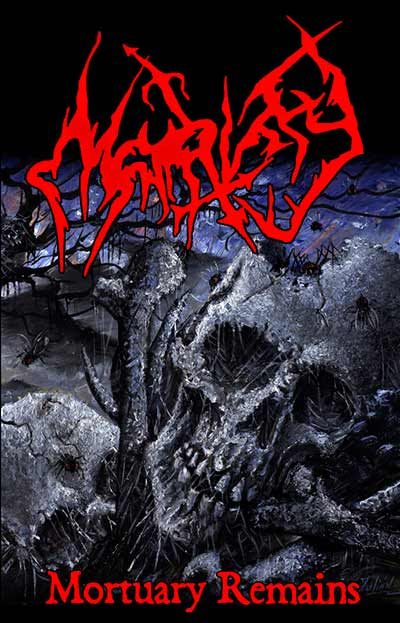 Mortify- Mortuary Remains CD on El Conuror Rec.