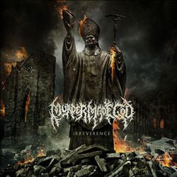 Murder Made God- Irreverence CD on Brutal Bands