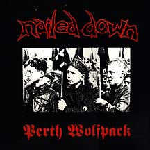 Nailed Down- Perth Wolfpack CD on Power It Up Rec.