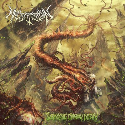 Nails Of Imposition- Surpassing Carbon Decay CD on Lord Of The Sick