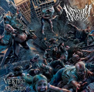 Natrium- Vertigo Of Abjection CD on Ultimate Massacre Prod.