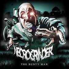 Necrogrinder- The Bunty Man CD on UKEM Rec.