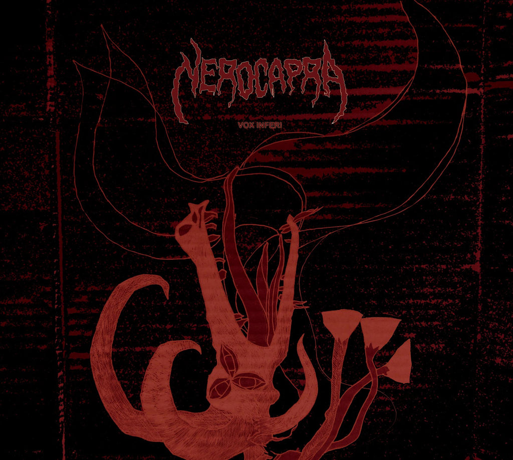 Nerocapra- Vox Inferi DIGI-CD on FOAD Records