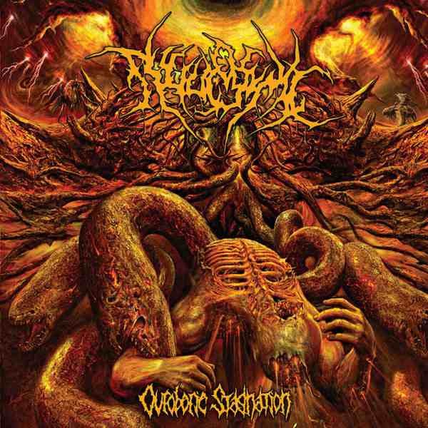 Neurogenic- Ouroboric Stagnation CD on Comatose Music