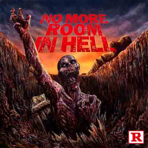 "NO MORE ROOM IN HELL- S/T 12"" LP VINYL on Morbid Generation"