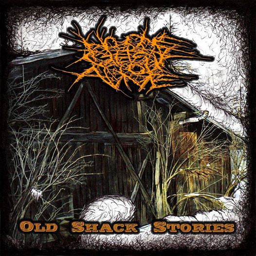 NO ONE GETS OUT ALIVE- Old Shack Stories CD on Morbid Generation