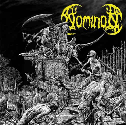 Nominon- Decaydes Of Abomination CD