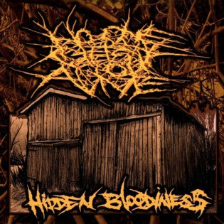 No One Gets Out Alive- Hidden Bloodiness CD on Rotten Roll Rex