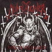 Nunslaughter- Wrath Unleashed DIGI-CD on Hells Headbangers