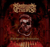 Ominous Crucifix- The Spell Of Damnation DIGI-CD on FDA Rekotz