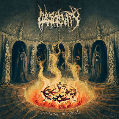 Obscenity- Summoning The Circle CD on Apostasy Rec.