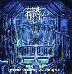 Obscure Infinity- Perpetual Descending Into Nothingness CD on FDA Rekotz Rec.