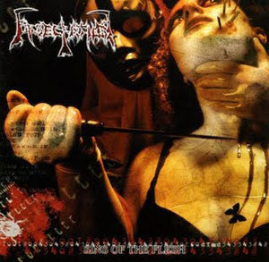 Obsecration- Sins Of The Flesh CD on Sleaszy Rider Rec.
