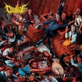 Obsolete Incarnation- Eradication Of Society CD on Rising Nemesis
